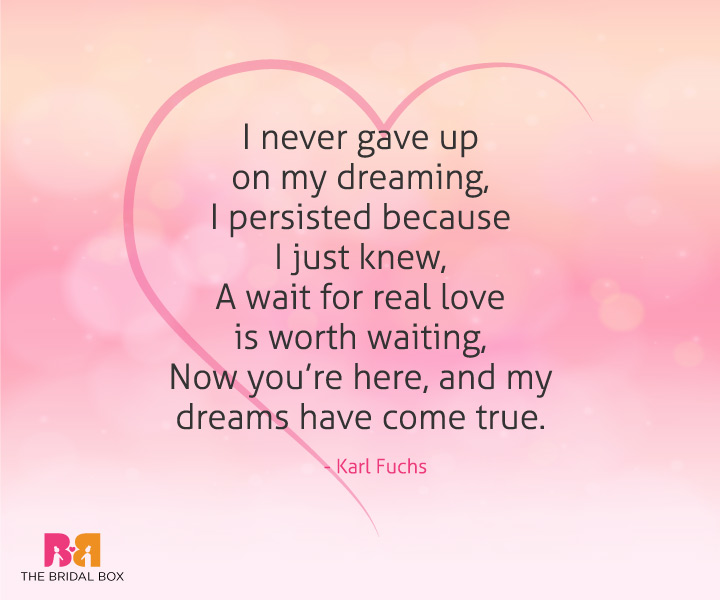 Short Sweet I Love You Quotes: Little Love Poems