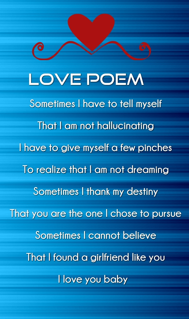 Top 10 poems about love