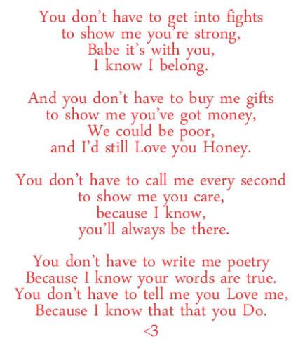 I Love You Babe Poems Inspiration Bbe I Love You
