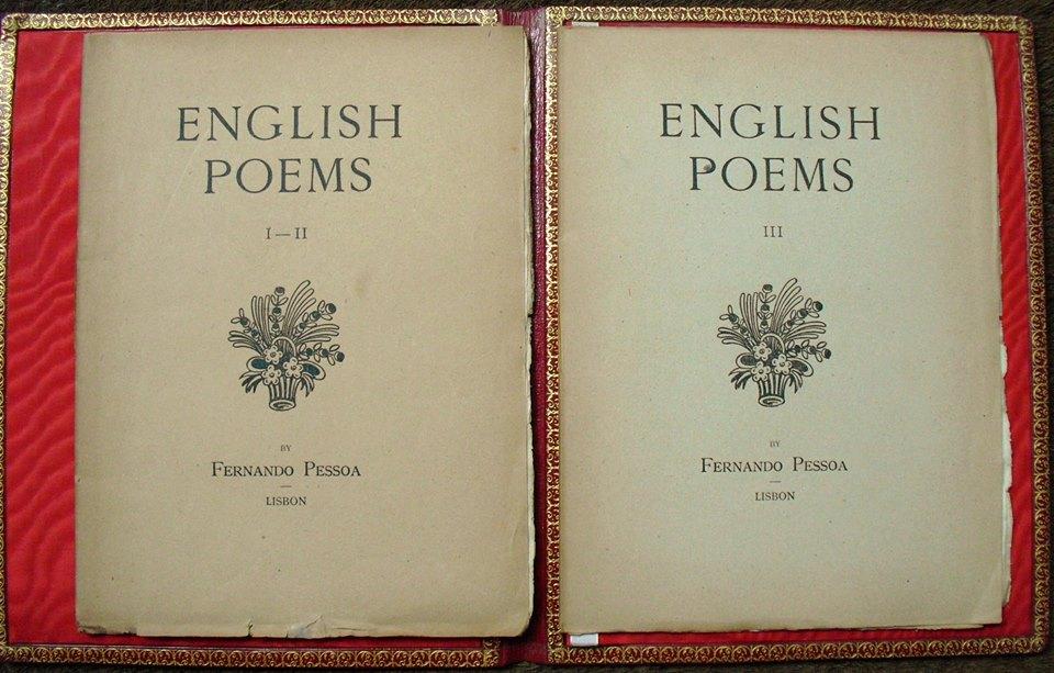 pessoea poetry As a part of our omniglot seminar series, portuguese translator richard zenith read from his translations of luís de camões, fernando pessoa and carlos.
