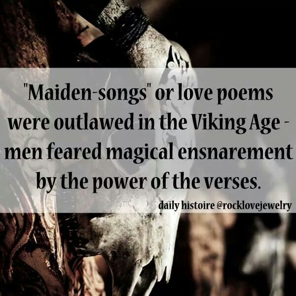 Viking Love Poems Delectable Norse Quotes About Love