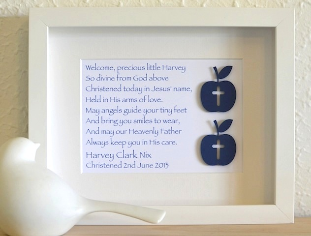 Baptism Poems