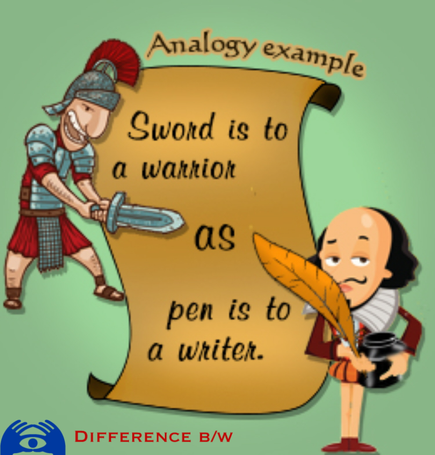 Literary Examples Of Analogy Image Collections Example Cover
