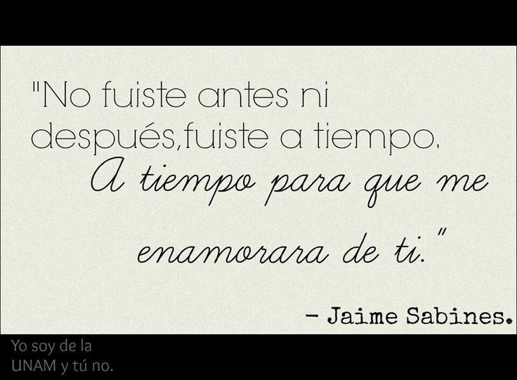 Jaime Sabines Poems