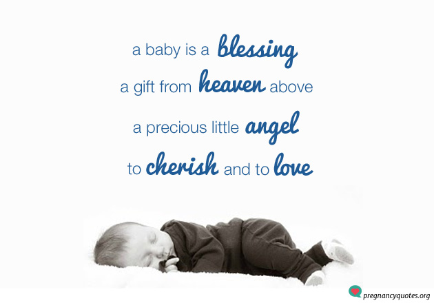 Baby Blessing Poems