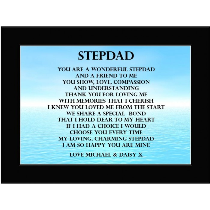 Stepfather Poems