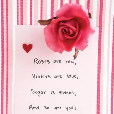 Valentine Short Poems