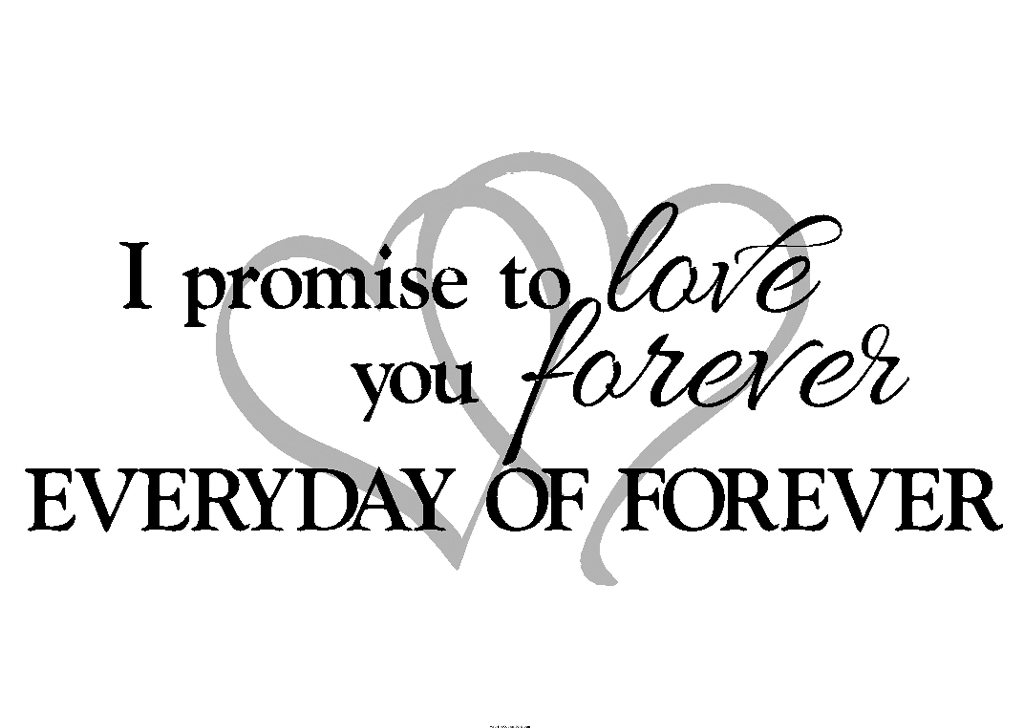 I Promise You Poems