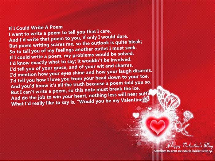 valentine poems for boyfriend funny