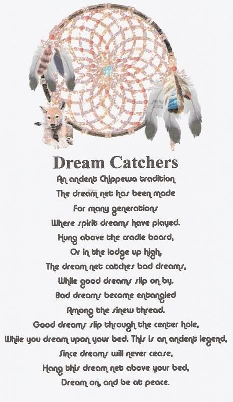 I Am A Dream Catcher Poem Creativepoemco Delectable Dream Catcher Poem For Kids