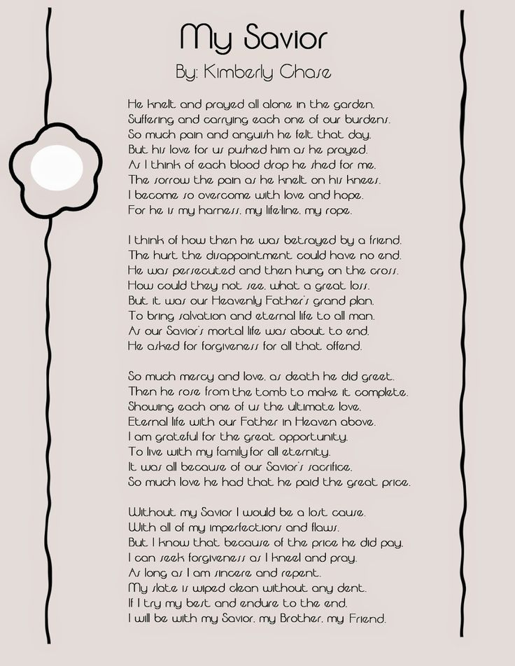 Easter christian poems negle Images