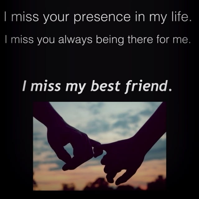 Esvoressca I Miss You Best Friend Quotes