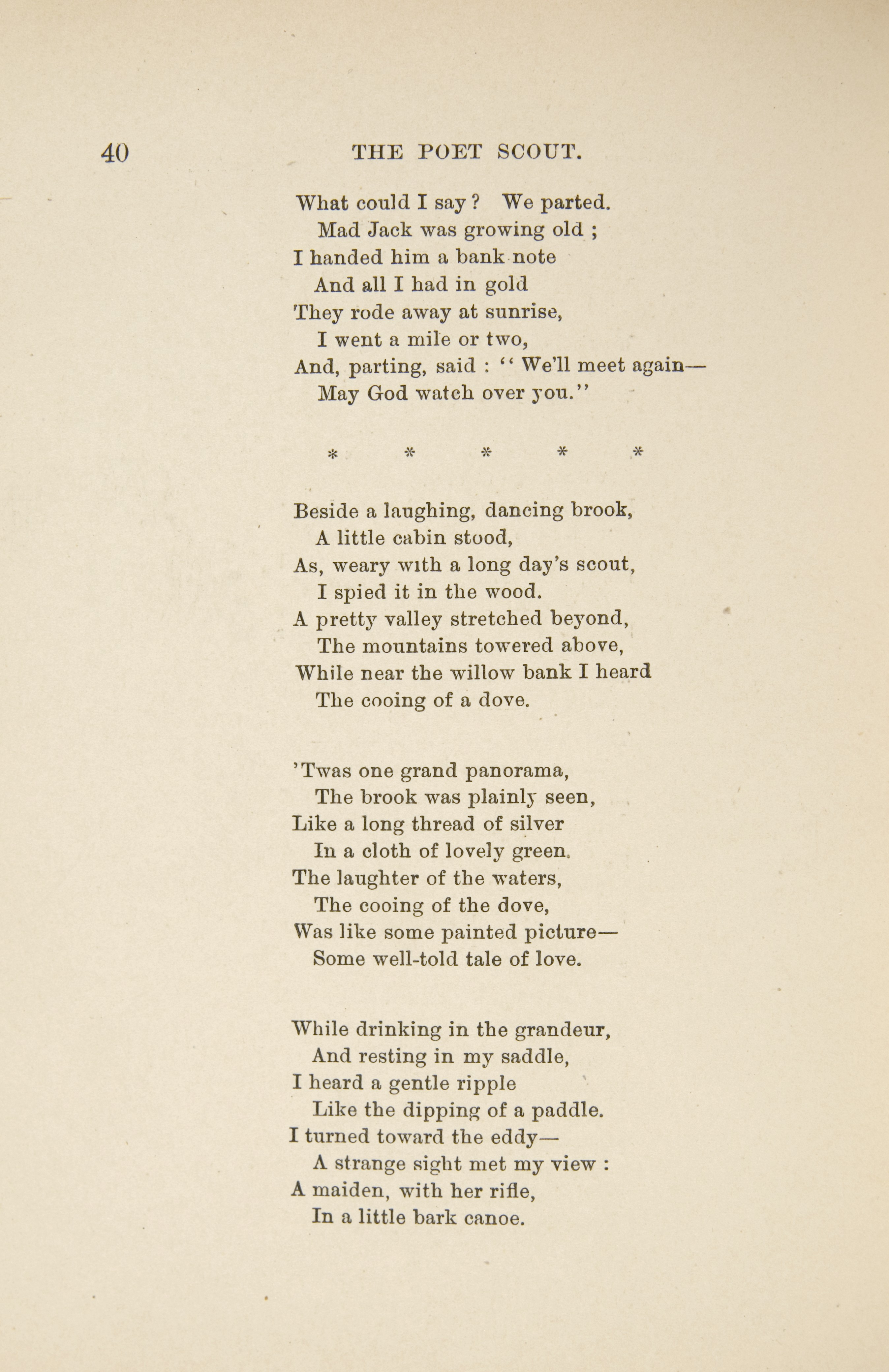 Girl scout Poems