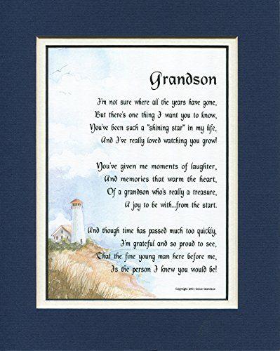 Grandson Quotes Poems