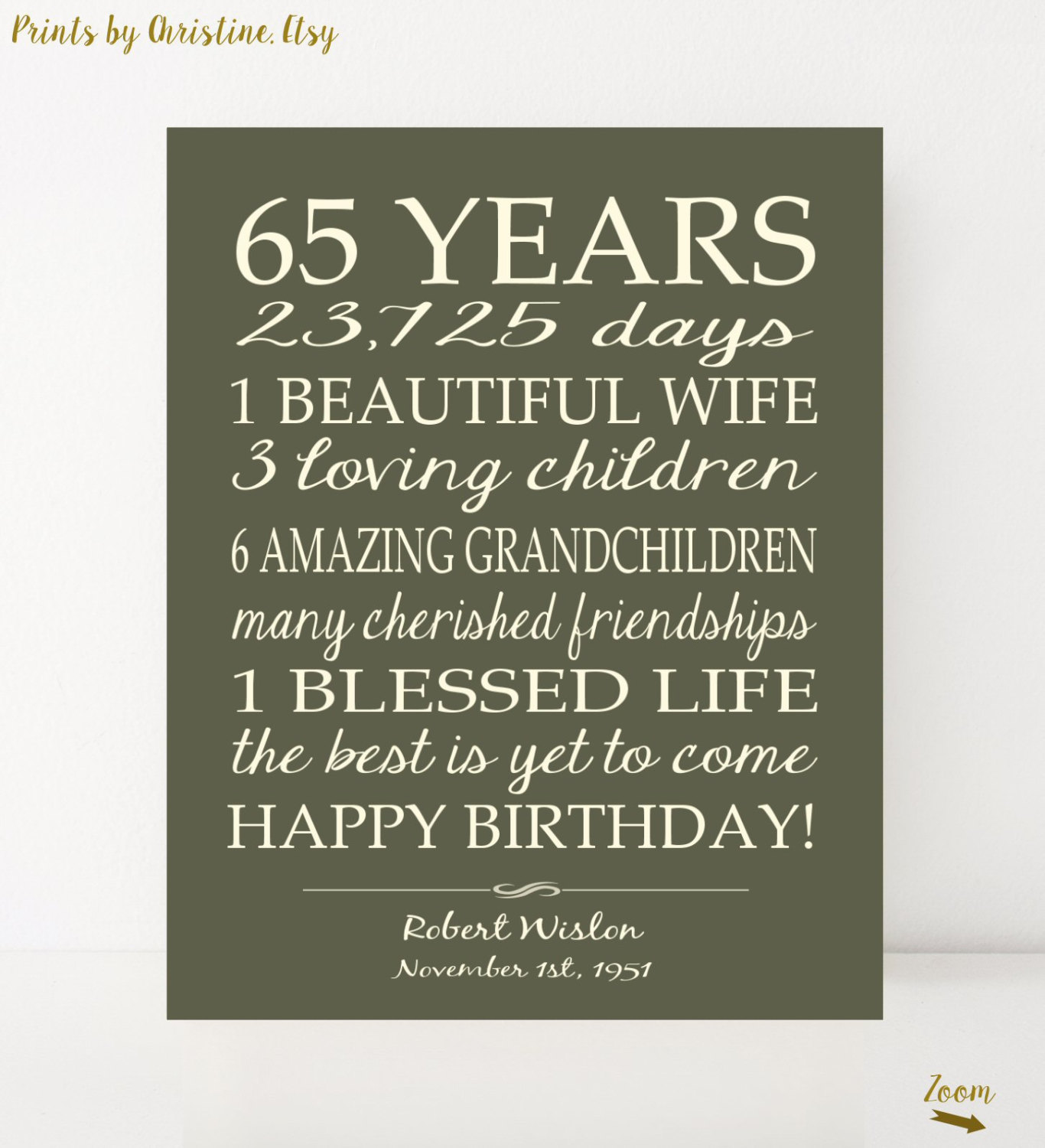65th Birthday S Funny To Pin On Pinterest