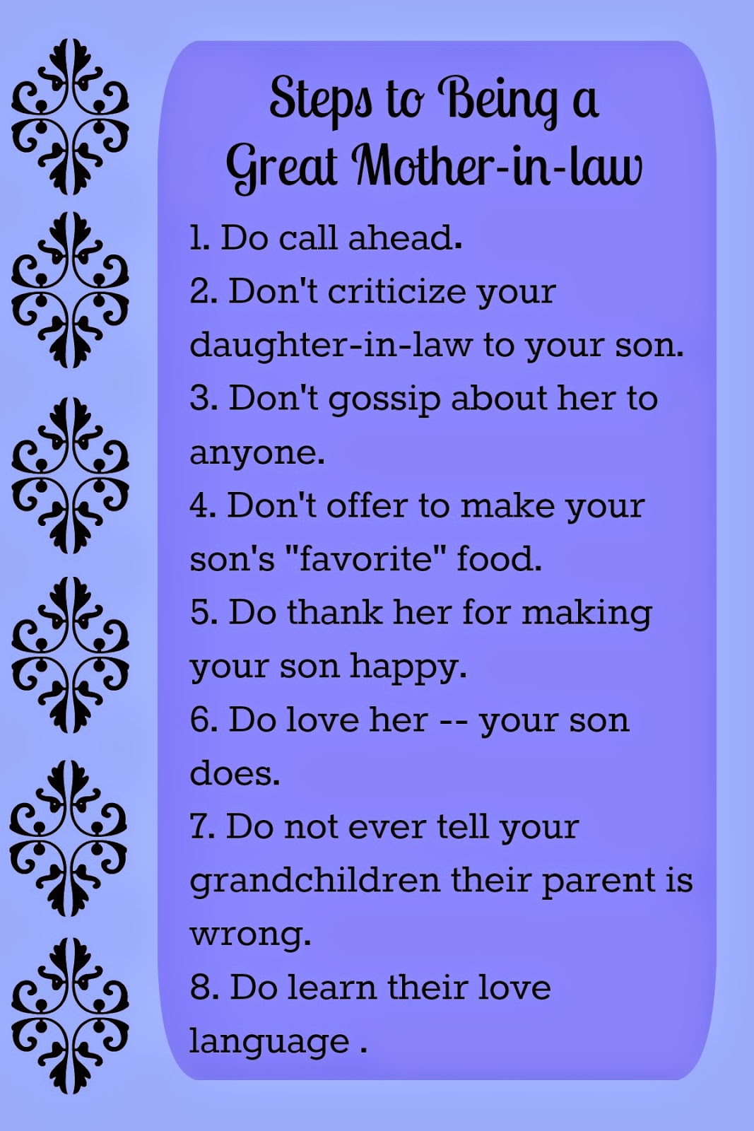 Future Daughter In Law Poems
