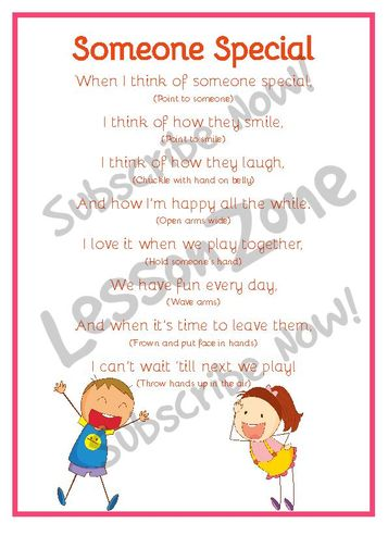 Birthday Poem For Someone Special Happy Birthday Greetings Card 2460