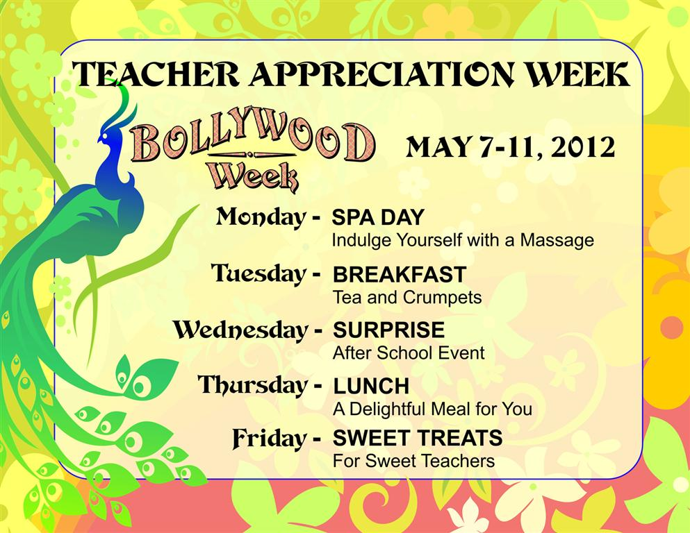 teacher appreciation week National teacher day is on tuesday during teacher appreciation week, which takes place in the first full week of may the national education association (nea) describes national teacher day as a day for honoring teachers and recognizing the lasting contributions they make to our lives.