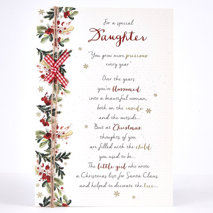 Special Daughter Poems