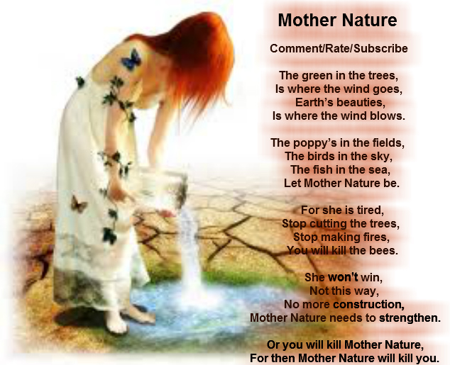 The Beauty Of Mother Nature Quotes