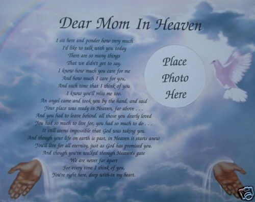 Deceased Mother Birthday S Wishes For