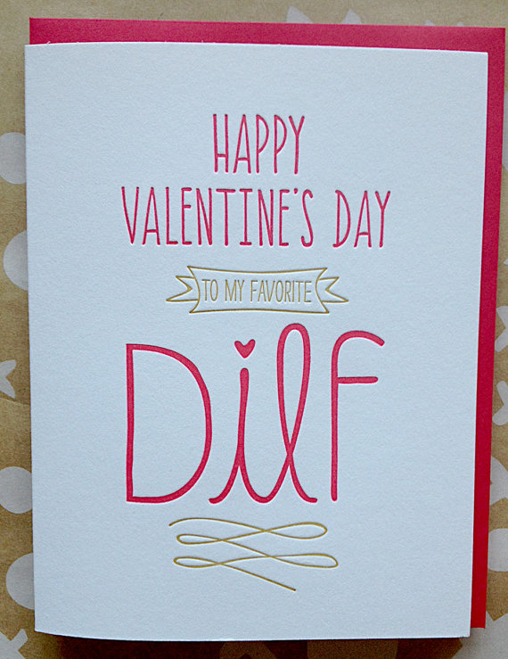 Funny Valentine Card Naughty Sexy Valentine's Day Card for