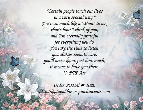 Special aunt Poems