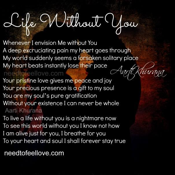 Without You Poems