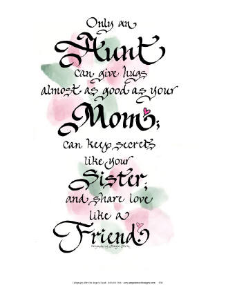 Funny Aunt Quotes You Know You Re The Best Aunt In The Whole