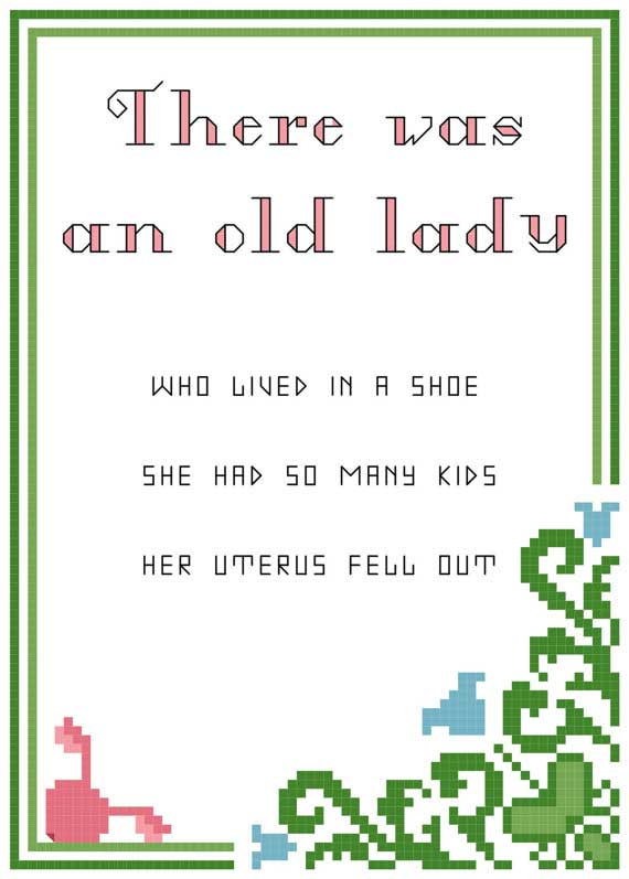 Dirty Nursery Rhymes That Are Ropriate Only For