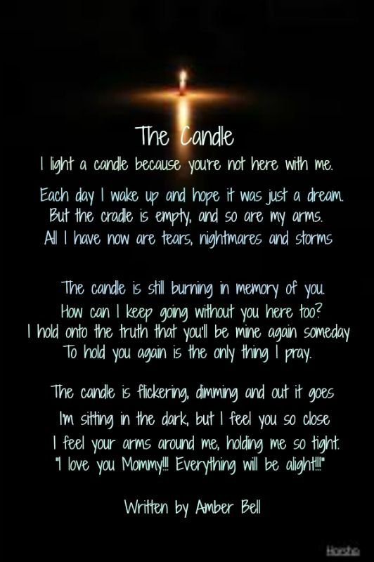 Candle Poems