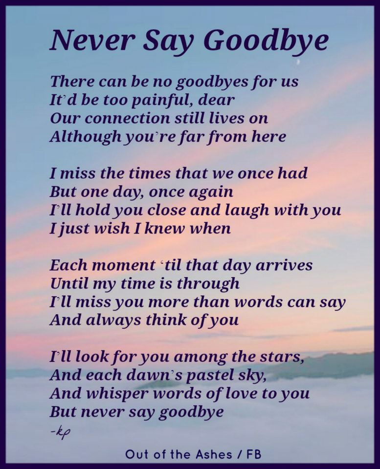 Losing A Father To Cancer Quotes: Losing Mother Poems