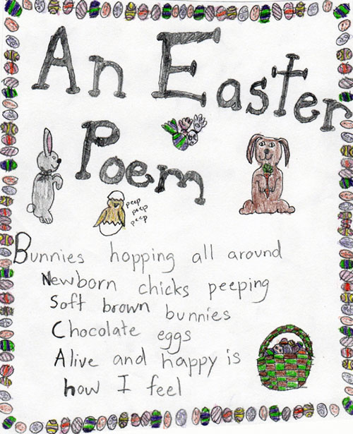 Easter poems for husband