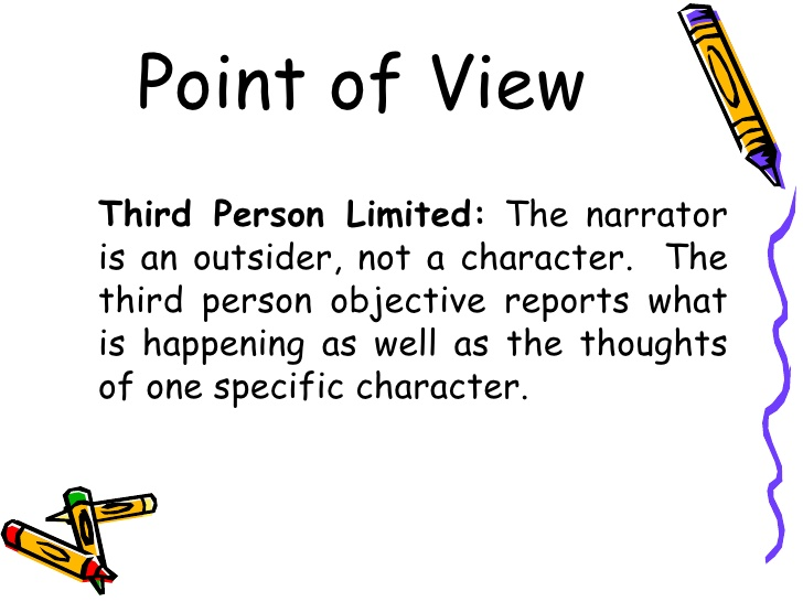 2nd person point of view definition