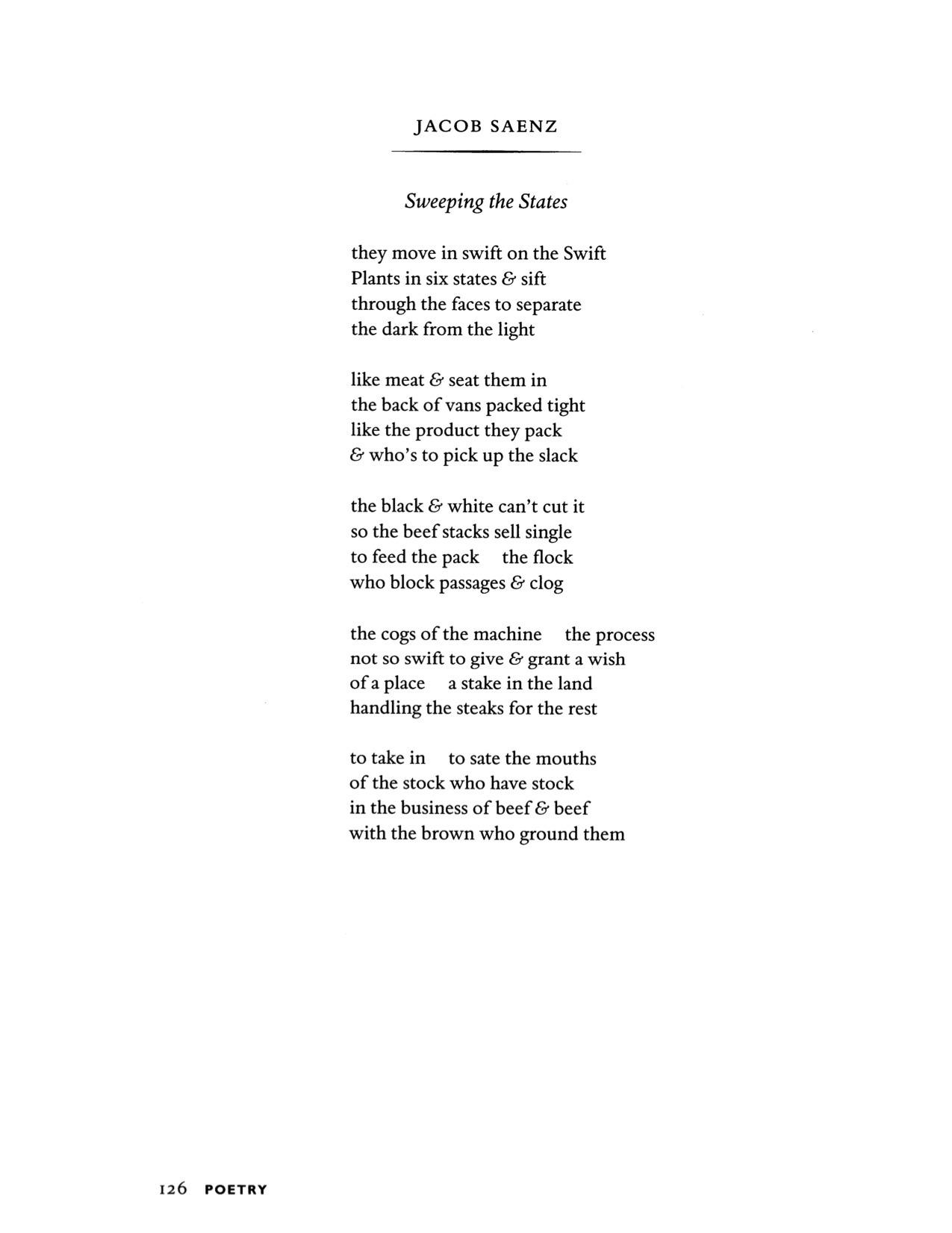 Short family Poems