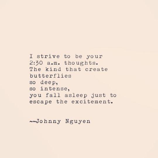 Intense Poems