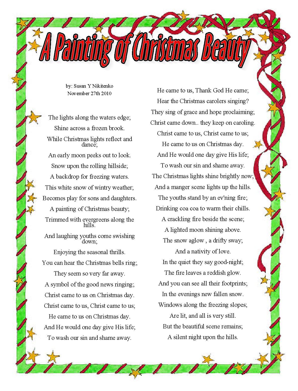 Short Christmas Poems For Church.Christmas Poems For Church Wallpapers Jobs