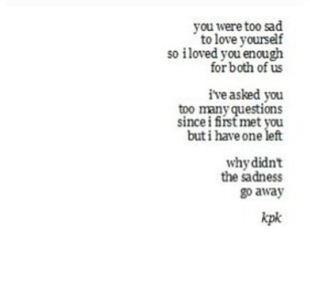 Emo Quotes About Suicide: Suicidal Thoughts Poems