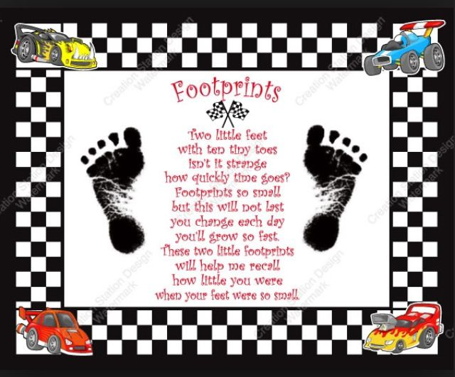 Race Car Poems