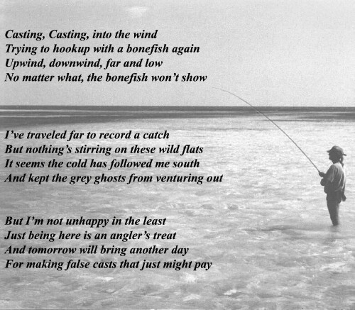 Fishing poems for The fish poem