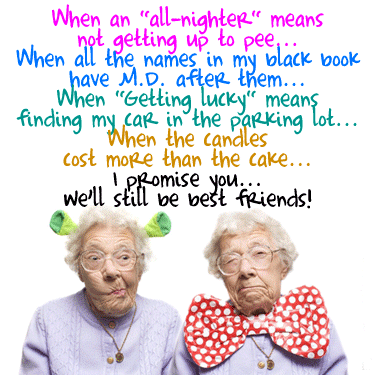 funny friend poems