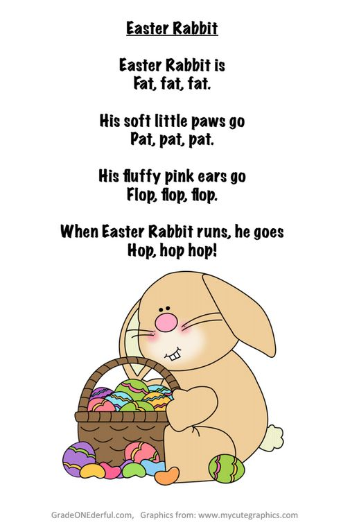 easter inspirational poems