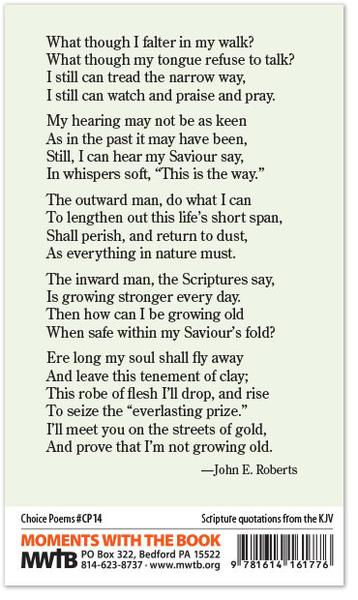 growing old a poem by Growing old is a remarkable poem exploring the numerous implications of growing old old age is such in which the indications of youth have all in the poem, arnold questions his readers as to what it would be like to grow old whether it would be like to lose the glory great honor, praise, or distinction.
