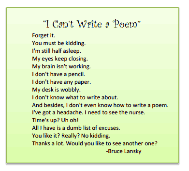 excuses excuses poem of gareth owen My poem is called excuses excusesthe author is gareth lancaster it is a ryhming poemthis poem means all the excuses that kids or teenagers pull on their teacher.
