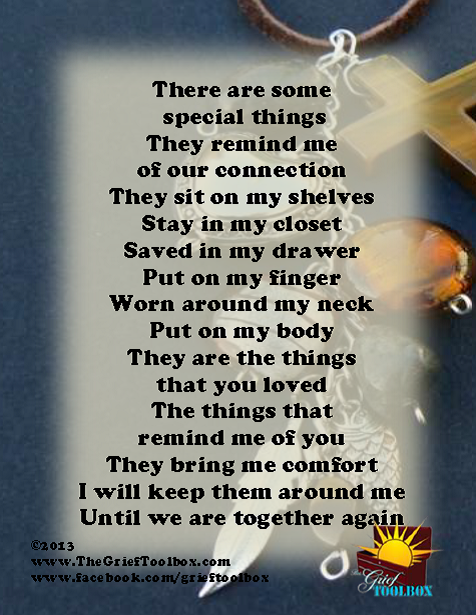 special to me poem