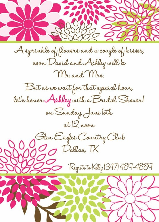 Bridal shower poems bridal shower invite cute filmwisefo