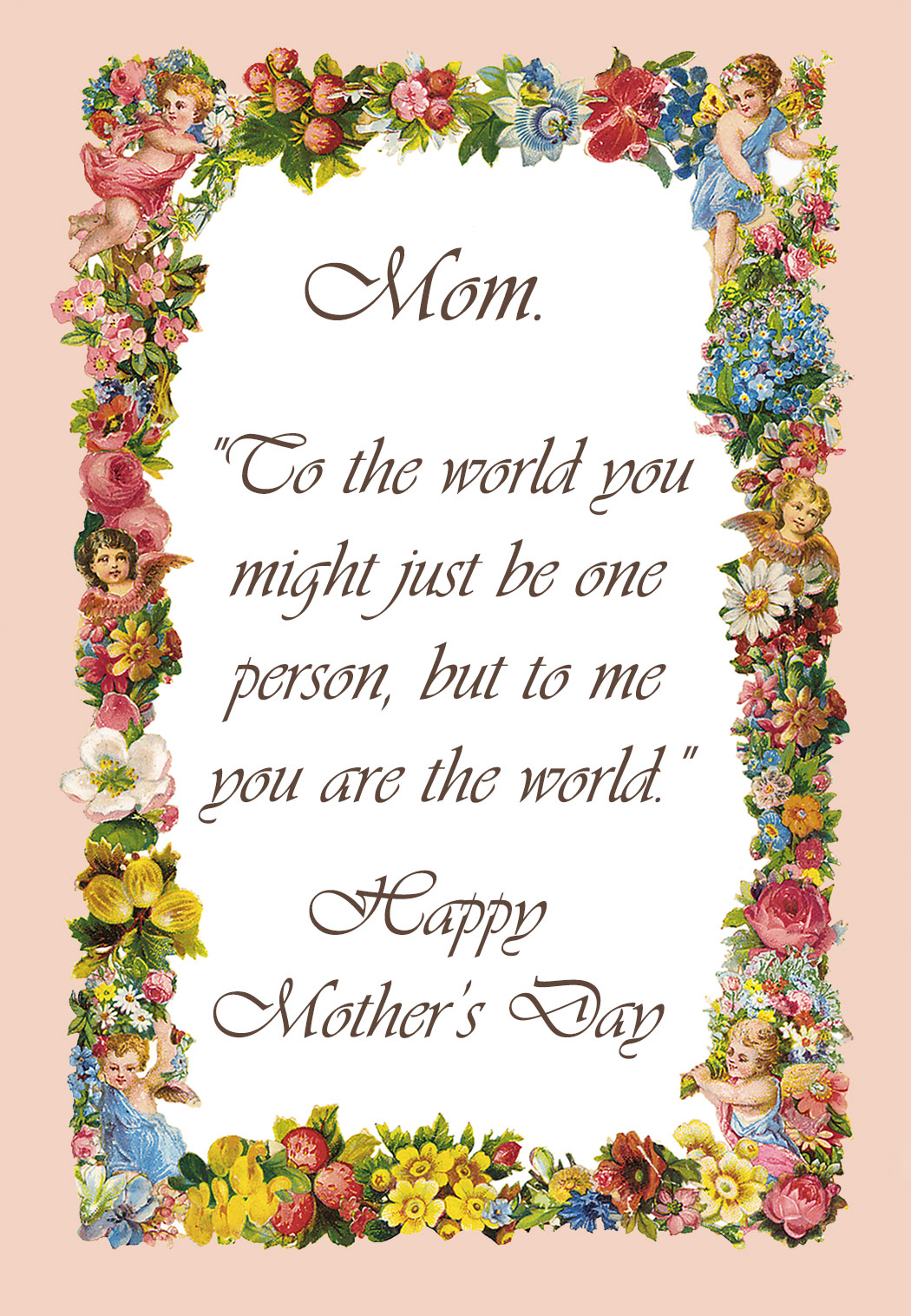 Mother day cards poems 17 mothers day greeting cards greeting cards m4hsunfo