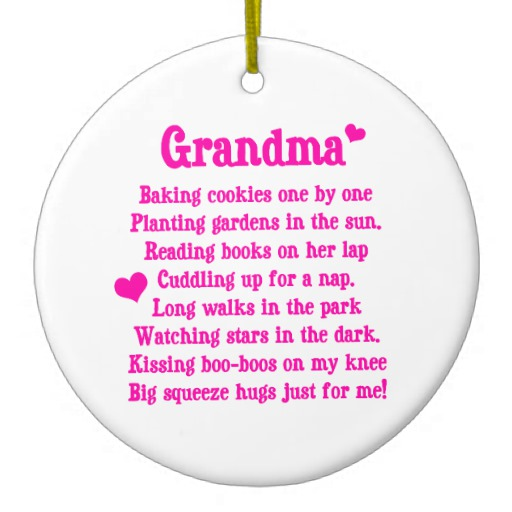 I Love You Grandma Quotes New I Love You Grandma Poems