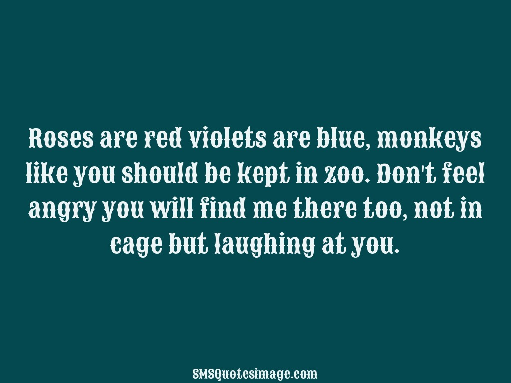 roses are red violets are blue poems funny cute