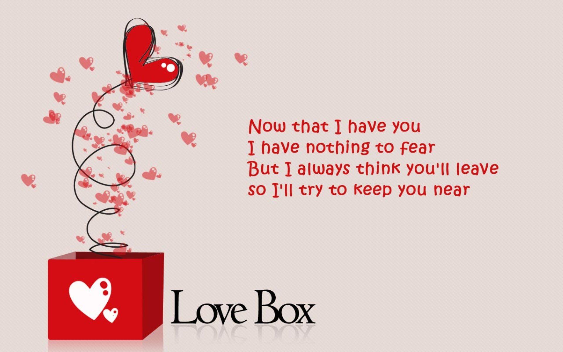 Valetine Poems